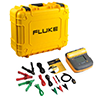 Fluke 1555/KIT Megohmmeter/Insulation Resistance Tester Kit, 10kV, > 2 T?
