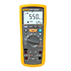 Fluke 1587 FC True-RMS Megohmmeter/Insulation Resistance Tester and Multimeter with Fluke Connect