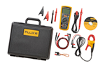 Fluke 1587/I400 FC True-RMS Megohmmeter with Fluke Connect and AC Current Clamp Combo Kit