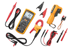 Fluke 1587KIT/62MAX+ FC TRMS Megohmmeter, Fluke Connect, AC Current Clamp, Infrared Thermometer Kit