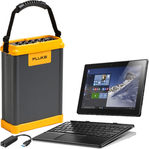 Fluke 1750bet three phase power quality recorder with windows 10 click for larger image fluke 1750bet three phase power quality recorder with windows 10 ethernet sciox Gallery