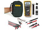 Fluke 179/EDA-II Electronics Multimeter and Deluxe Accessory Combo Kit