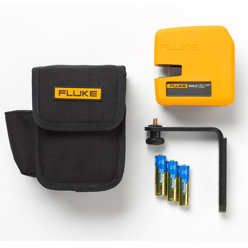 Fluke 180LG Green 2-Point Laser Level (Accessories)