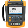 Fluke 190-062/AM 60 MHz, 2 Ch, 625 MS/s, ScopeMeter Oscilloscope with Built-in Digital Multimeter