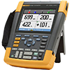 Fluke 190-204/AM 200 MHz, 4 Ch, 2.25 GS/s, ScopeMeter Oscilloscope with Built-in Digital Multimeter