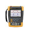 Fluke 190-504/UN 500 MHz, 4 Channel, ScopeMeter Oscilloscope With BC190 Universal Charger