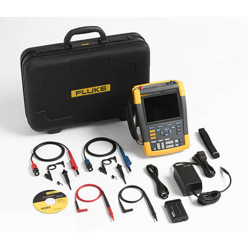 fluke 190 202 scopemeter manual