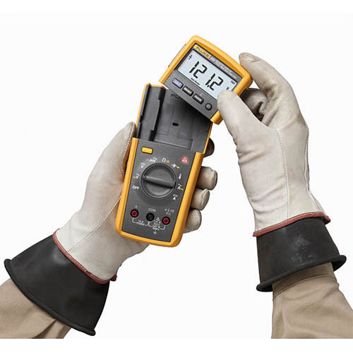 Fluke 233 True-RMS Remote Display Digital Multimeter (Remote Display In Hand)