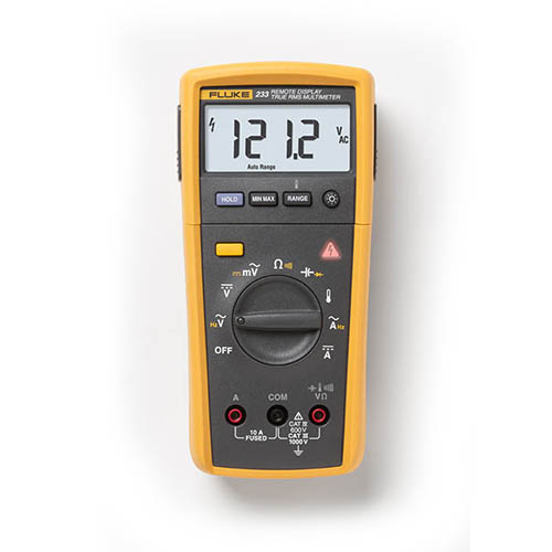 Fluke 233 True-RMS Remote Display Digital Multimeter