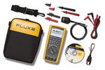 Fluke 287/FVF True-RMS Electronics Logging Digital Multimeter with TrendCapture and FlukeView