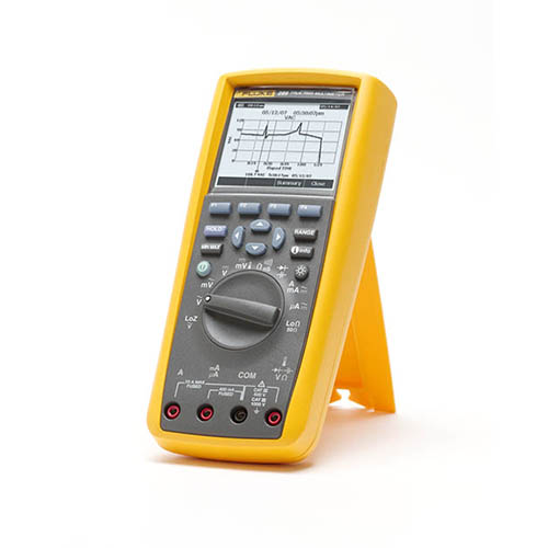 Fluke Test Instruments : Fluke true rms electronics logging digital multimeter
