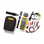 Click for larger image of the Fluke 289/FVF/IR3000 TRMS Industrial Logging Multimeter with FlukeView Forms and IR3000 IR Connector