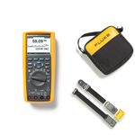 Fluke 287-TPAK-C116-DD Depot Deal TRMS Electronic Logging Multimeter w/ FREE ToolPak, and Carry Case