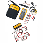 Fluke 289-TPAK-C116-DD Depot Deal TRMS Industrial Logging Multimeter w/ FREE ToolPak, and Carry Case