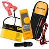 Fluke 365 True RMS AC/DC Clamp Meter with Detachable 18mm Jaw