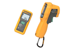 Fluke 414D/62MAX+ Laser Distance Meter with Infrared Thermometer Combo Kit