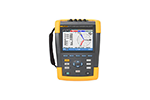 Fluke 437-II Three-Phase Power Quality and Energy Analyzer with iFlex Probes, 400 Hz