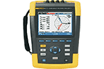 Fluke 437-II/BASIC Three-Phase Power Quality and Energy Analyzer, 400 Hz (No Probes)