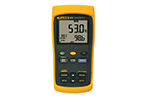 Fluke 53-2 B 60HZ Single-Input Digital Thermometer with Data Logging
