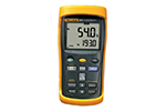 Fluke 54-2 B 60HZ Dual-Input Digital Thermometer with Data Logging