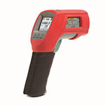 Click here for a larger image of the Fluke 568 Infrared thermometer