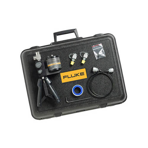 Fluke Test Instruments : Fluke htpk hydraulic test pump kit to psi bar