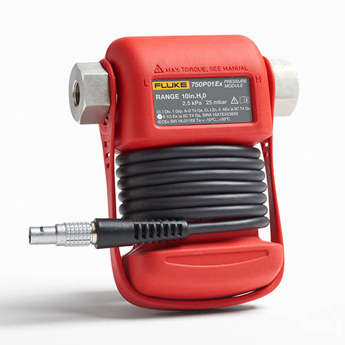 Industrial & Scientific 0 to10 inH2O FLUKE-750P01 Differential ...