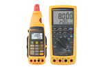Fluke 789/773 BU ProcessMeter with HART Communications and Milliamp Process Clamp Meter Combo Kit