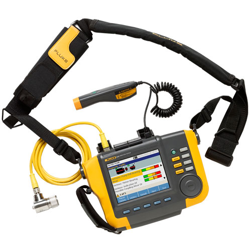 Fluke Test Instruments : Fluke vibration tester at the test equipment depot