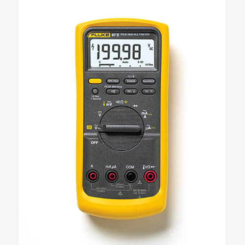 Fluke Test Instruments : Fluke and e v digital