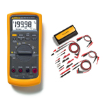Fluke 289FVF-TL81A-DD Depot Deal TRMS Logging Multimeter Combo Kit with Deluxe Test Lead Set