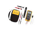 Fluke 87-5/E2 KIT True-RMS Industrial Digital Multimeter with Deluxe Accessories Combo Kit