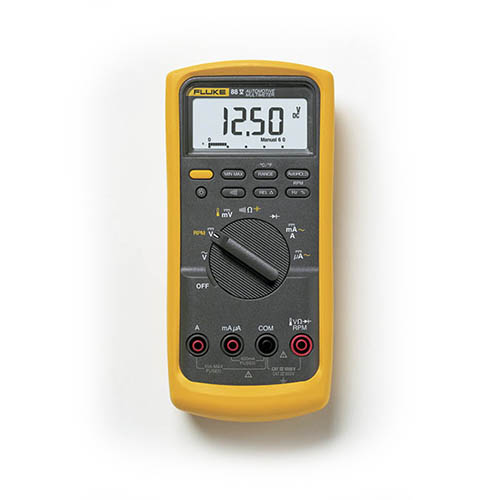Fluke 88-5 AC/DC Deluxe Automotive Digital Multimeter, 1000V