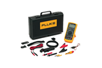 Fluke 88-5/A KIT AC/DC Deluxe Automotive Digital Multimeter Combo Kit, 1000V