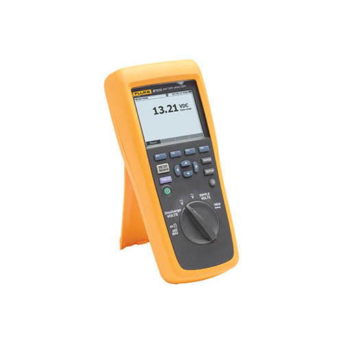 Fluke Test Instruments : Fluke bt basic battery analyzer at the test equipment