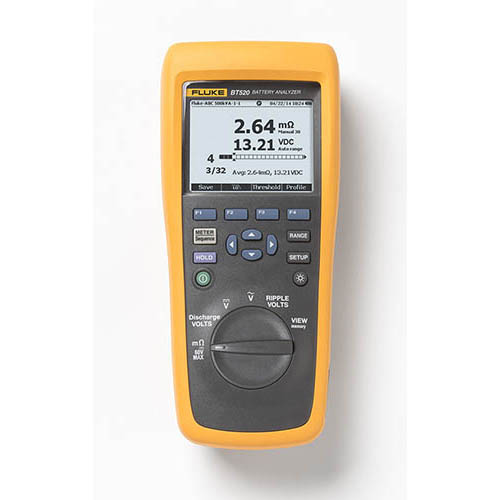 Fluke Test Instruments : Fluke bt battery analyzer with short probe and extender