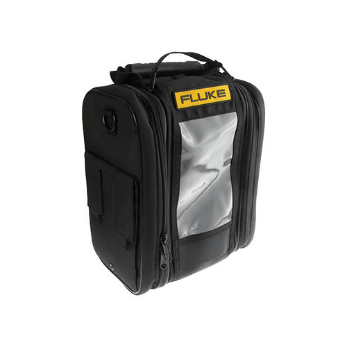 fluke c799 soft field carrying case with clear keyboard window at the test equipment depot. Black Bedroom Furniture Sets. Home Design Ideas