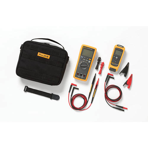 Clamp Meter Accessories : Fluke cnx v kit includes multimeter voltage module