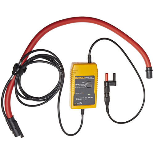 Flexible Current Clamp : Fluke i s flex a inch ac iflex flexible