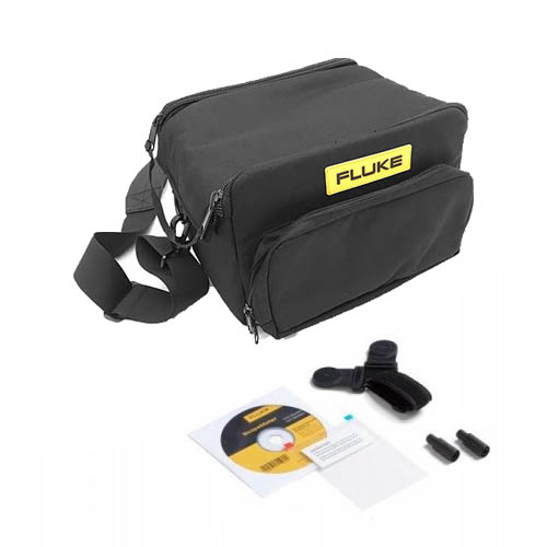 Fluke SCC120B Software, Cable and Carrying Case Value Kit for 120B Series