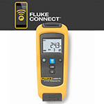 Click here for a larger image - Fluke FLK-T3000 FC Wireless K-Type Temperature Module