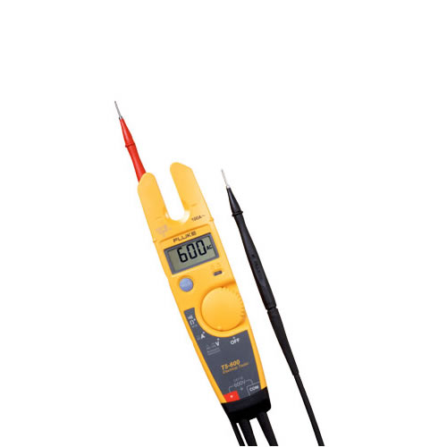 Fluke Electrical Testers : Fluke t usa voltage continuity and current tester