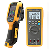 Click here for larger image - Fluke FLK-TI125/IND-30HZ Ti125 Thermal Imager & CNX 3000 Multimeter