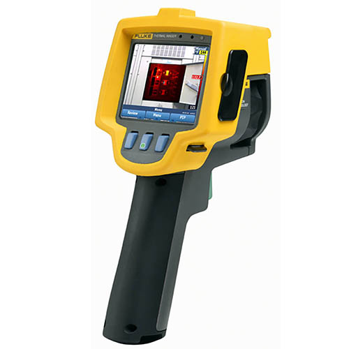 Fluke Test Instruments : Fluke ti thermal imager test equipment depot