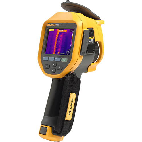 Fluke TI300 60HZ 60 HZ, 240 x 180, Industrial-Commercial Thermal Imaging Camera (-4 - 1202°F) (Front)