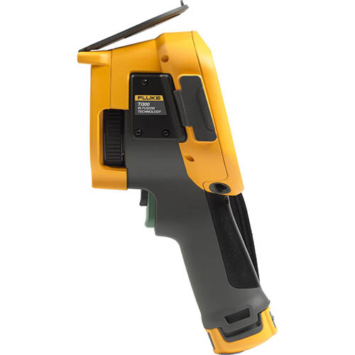 Fluke TI300 60HZ 60 HZ, 240 x 180, Industrial-Commercial Thermal Imaging Camera (-4 - 1202°F) (Side)