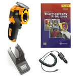 Fluke TI200-BOOK-TRIPOD-CARCHARGER-DD Depot Deal Thermal Imager w/ FREE Book, Tripod, & Car Charger