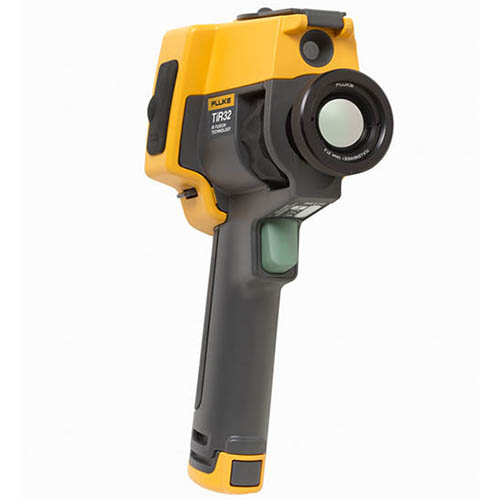 Fluke TIR32 60HZ 60 HZ, 320x240, 1.25 mRad, Building Diagnostic Thermal Imaging Camera (-4 - 302°F) (Front)