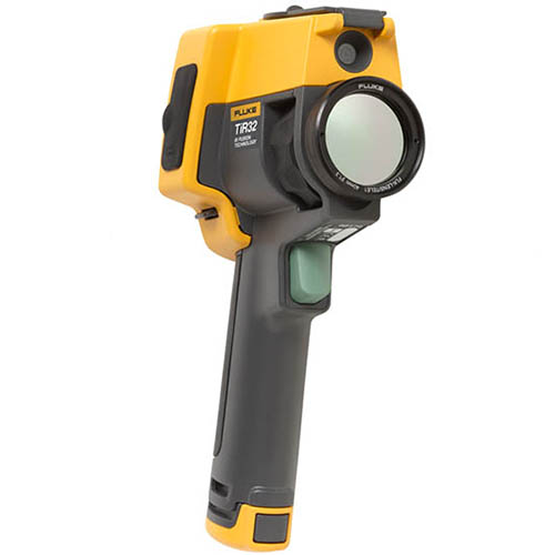 Fluke TIR32 60HZ 60 HZ, 320x240, 1.25 mRad, Building Diagnostic Thermal Imaging Camera (-4 - 302°F)