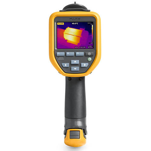 Fluke TIS40 9HZ 9Hz/160x120, Resolution Fixed Focus Thermal Imager, (-4 to 662 °F)